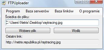 FTPUploader